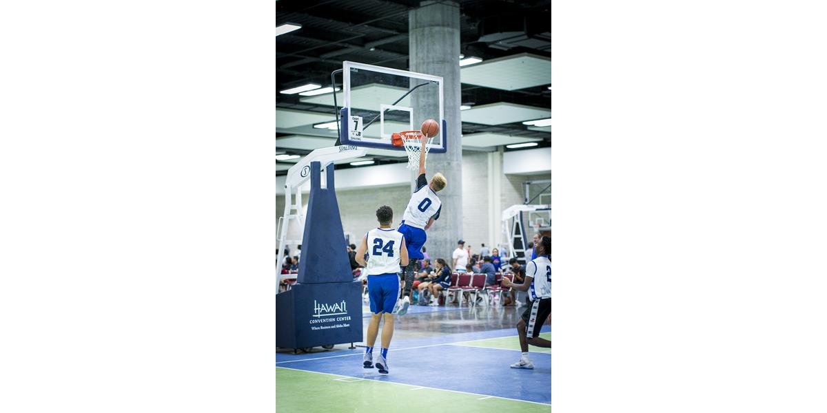 夏威夷会展中心篮球场