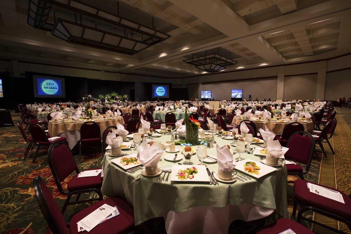 卡拉卡瓦宴会厅 - 晚宴